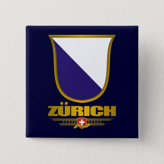Zurich 2 Inch Square Button