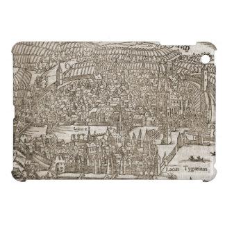 Zurich in the 16th century iPad mini cases
