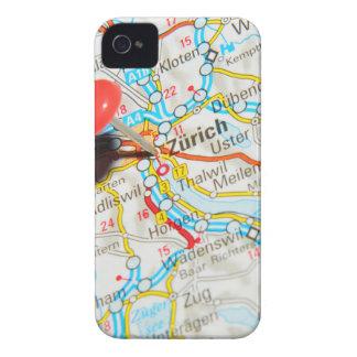 Zürich, Switzerland Case-Mate iPhone 4 Case