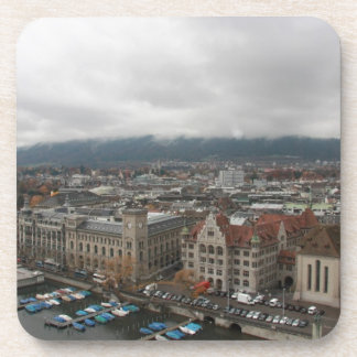 Zurich, Switzerland Drink Coasters