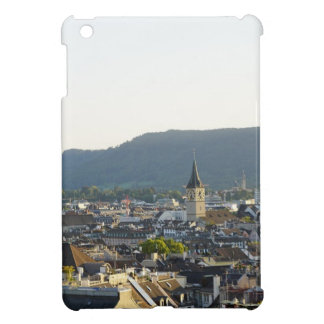 Zurich Switzerland Skyline Case For The iPad Mini