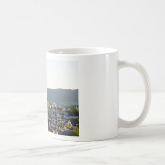 Zurich Switzerland Skyline Coffee Mug