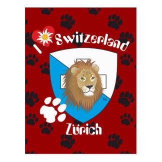 Zurich Switzerland Switzerland postcard