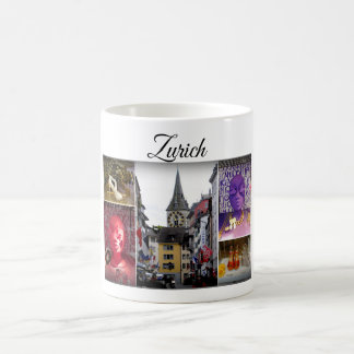 Zurich Travel Collection Coffee Mug