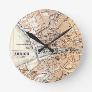 Zurich Wallclocks