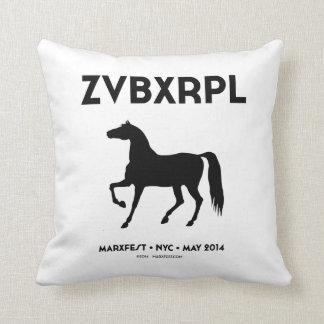 ZVBXRPL Throw Pillow