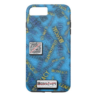 ZWOOKY : Apple iPhone 7 Plus, Tough Phone with QR iPhone 7 Plus Case
