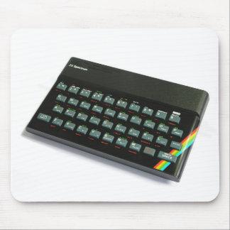 ZX Spectrum mouse mat