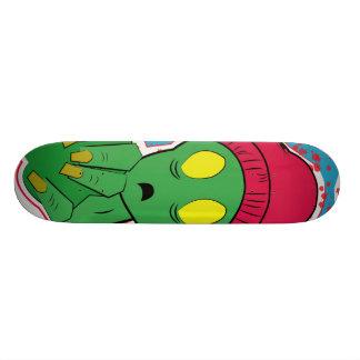 zxmbie deck skateboard