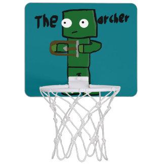 ZyproPlays Mini Basketball Hoop