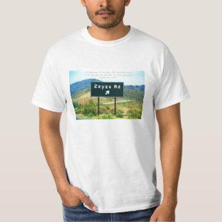 Zzyzx Road T-Shirt