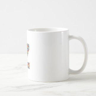 ZZZ DDD EEE FFF Alphabets Deco Artistic Gifts Tees Coffee Mugs